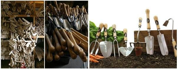 Sneeboer - Traditional Garden Tools Since 1913  http://www.harrodhorticultural.com/hand-forged-tools-did22.html#
