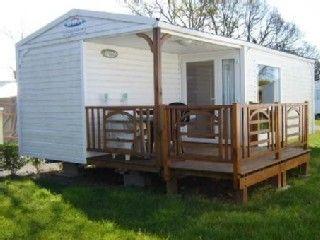 Mobil-home+confort+dans+camping+4+*+-+Guérande+/+Piriac+Sur+Mer+/+La+BauleLocation de vacances à partir de St Molf @homeaway! #vacation #rental #travel #homeaway