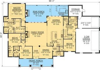 Acadian Home Plan With Outdoor Kitchen - 56376SM | Acadian, European, French Country, 1st Floor Master Suite, Bonus Room, Butler Walk-in Pantry, Jack & Jill Bath, PDF, Corner Lot | Architectural Designs