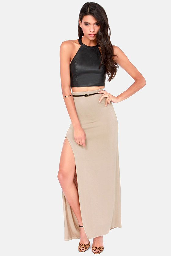 best 25 beige maxi skirts ideas on skirt