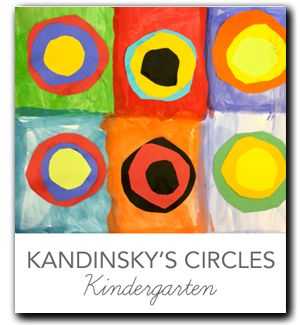 15 best images about Kandinsky: Art Projects for Kids on Pinterest ...