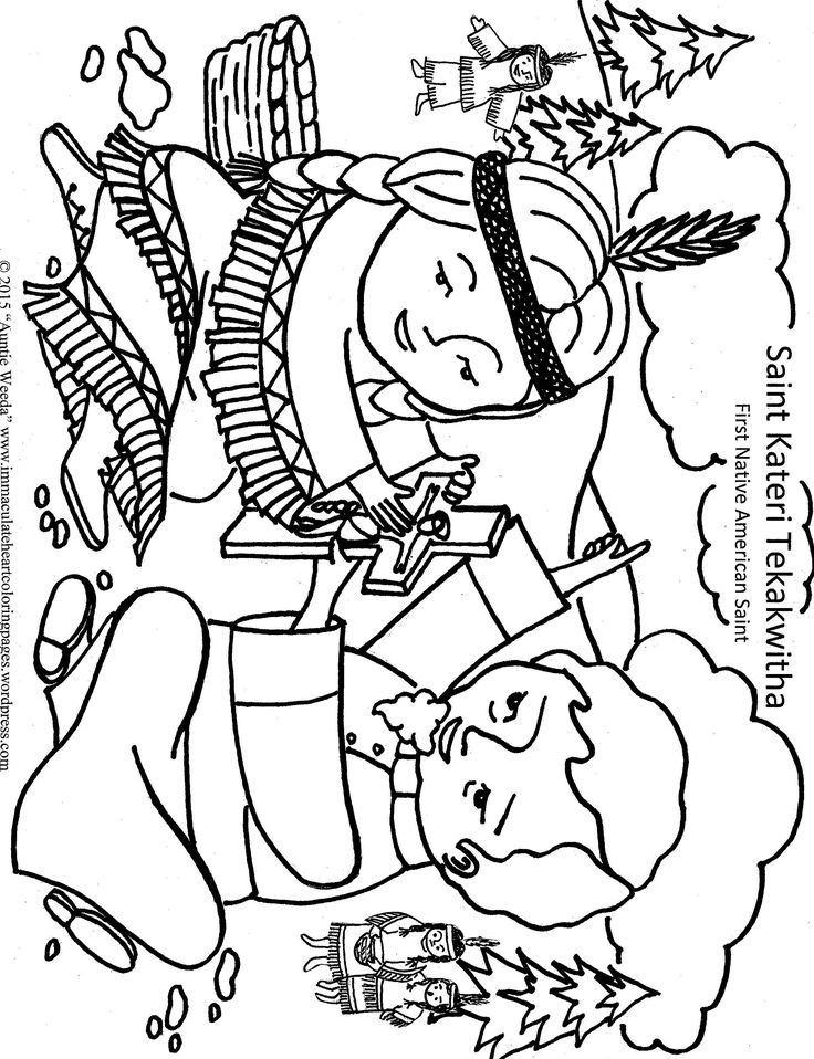 roman catholic coloring pages - photo#15