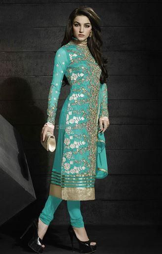 Latest Punjabi Dresses Design Boutique Style For Ladies