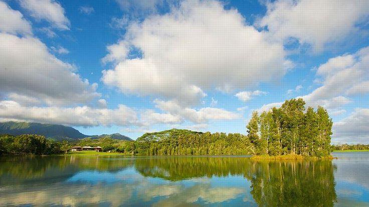 Voici la maison de vos rêves dans les îles hawaïennes
