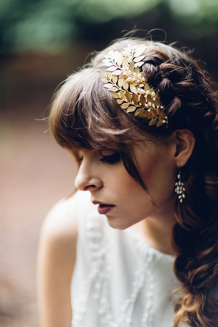 255 best bridal hairstyles images on pinterest | bridal hairstyles