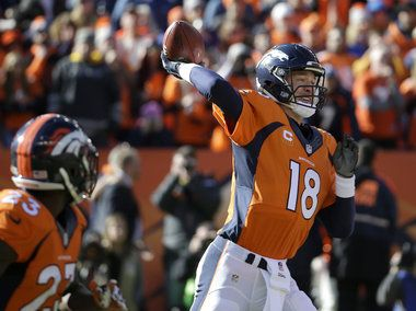 Denver Broncos defeat New England Patriots 20-18 in wild finish to AFC Championship Game 1/24/16 & advance to Super Bowl.