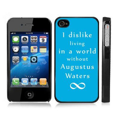 The Fault in Our Stars Snap-On Cover Carrying Case for iPhone 4/4S Etsy