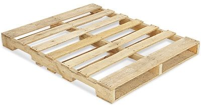 24x24  Heat Treated Pallets, Gma Pallet in Stock - ULINE