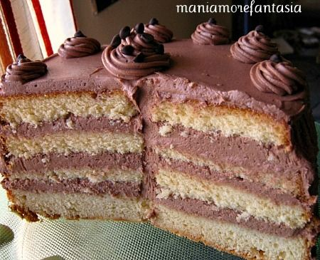 molly cake alla nutella