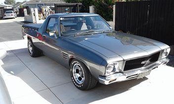 Holden Kingswood HZ 1980
