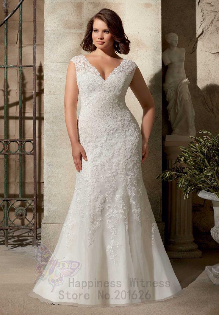Wedding Dresses For Fat Girl: 43 best fat girl wedding dresses ...
