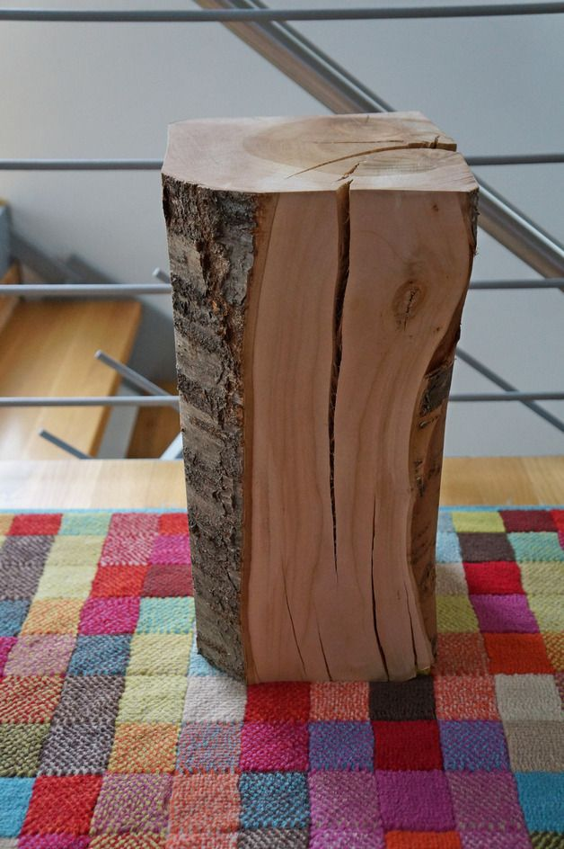 Toller Massivholzblock  aus Kirschholz