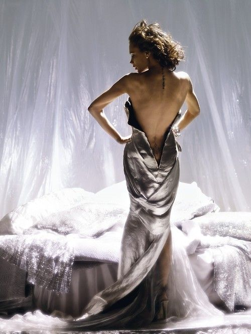Victoria Beckham - Nick Knight - April 2008 issue
