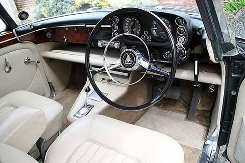 1967 Rover P5B Coupe (Just 47,000 Miles) (picture 5 of 6)