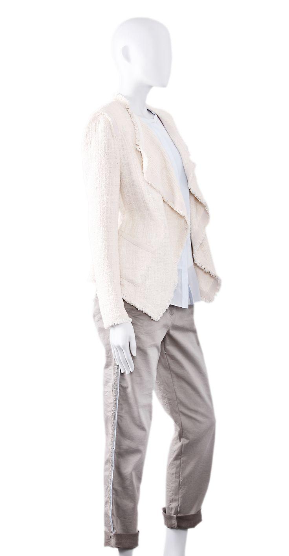 TONART  Bluse z.B. THE MERCER  Blazer z.B. LUISA CERANO  Hose z.B. Cambio