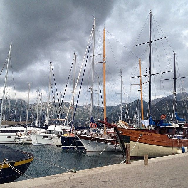 Barska marina , Montenegro - Sail in Croatia with Yachts-Sailing.com