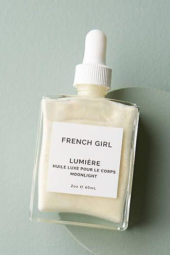 French Girl Organics Lumiere Moonlight Oil