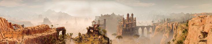 https://flic.kr/p/EPMvwr | Horizon Zero Dawn Meridian Panorama #horizonzerodawn #ps4share #screenshot #gamephotography #Horizon #Zero #Dawn #screenshot #ps4 #playstation #sunset #sunrise #panorama