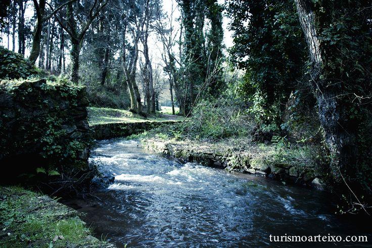 Fraga de Sisalde. Molinos de agua, ruta de senderismo...