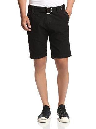 56% OFF X-Ray Men's Flat Front Shorts (Black)