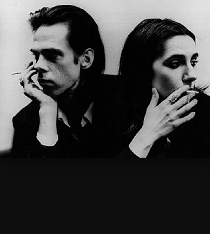 Nick Cave & P J Harvey