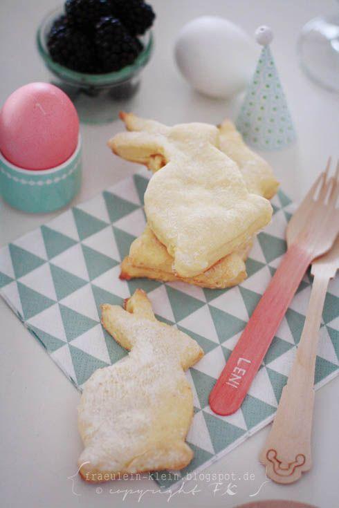 Miss Klein:  Easter Bunny brunch scones