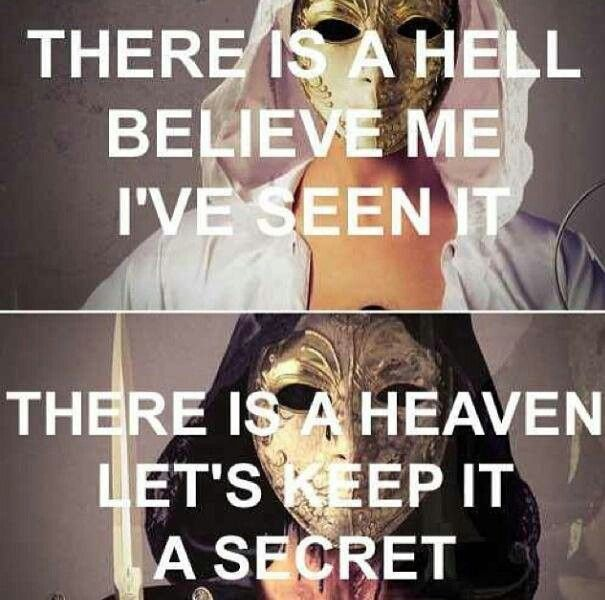 Bring Me The Horizon There Is A Hell Believe Me Ive Seen It 17 Best images about H...