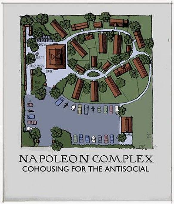 Will Napoleon Complex Usher in the Era of the Microburb? - LifeEdited