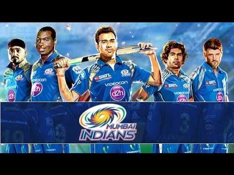 VIVO IPL 2017 Mumbai Indians (MI) Final Team Squad with Players Profile
