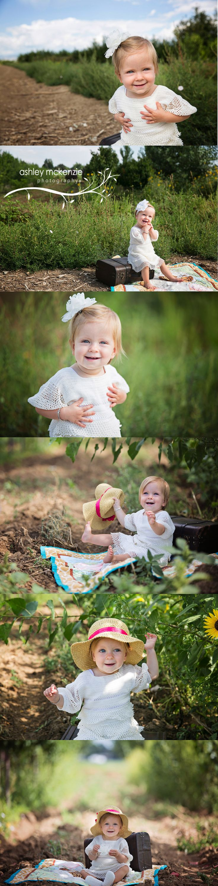 Baby Photography By Ashley McKenzie Photography in Longmont, Colorado