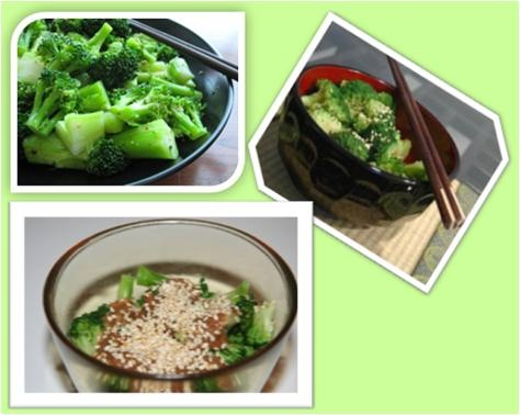 Sesame Broccoli Salad Recipe #stepbystep: Recipe Stepbystep, Broccoli Salads, Broccoli Salad Recipes, Sesame Broccoli, Favorite Recipes