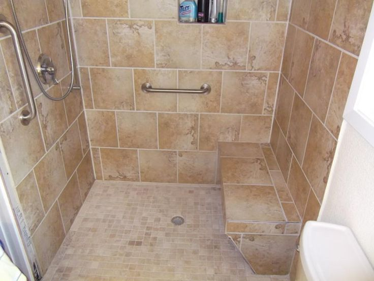 Remodeling Bathroom Stand Up Shower