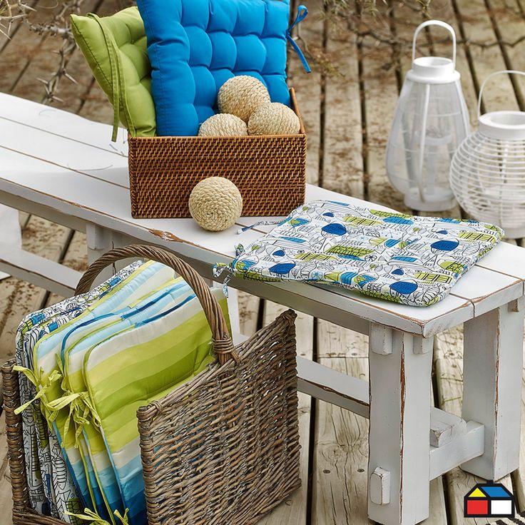 Accesorios #terraza #jardin