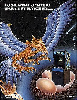 Phoenix arcade flyer