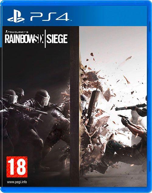 'Tom Clancy's Rainbow Six Siege' Amazing? I think yes