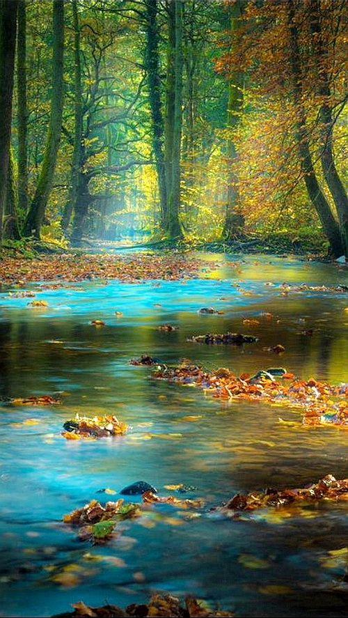 Fantastische foto van een mooi stukje aarde.