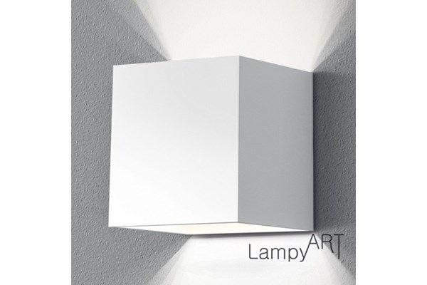 Mini Cube Kinkiet Aquaform - lampy-art.pl