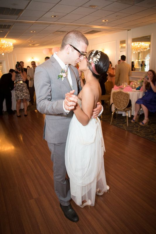 First dance bride and groom Jenica+Josh Photo By Sherry Sutton Photography