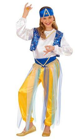 22 € - Disfraz de Princesa Árabe para niña