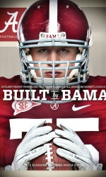 Barrett Jones- 2012 Alabama football