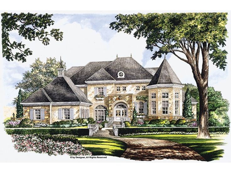 28 Best Images About Home Plans On Pinterest Luxury