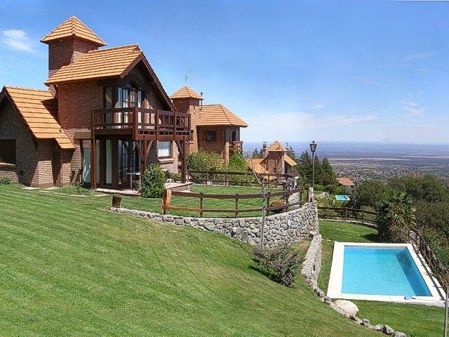 BERG HAUS - Merlo, Villa de Merlo, San Luis,Country Club Chumamaya
