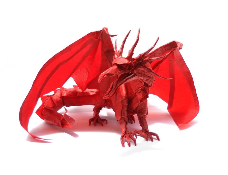 1000+ images about origami dragons on Pinterest | Chinese ...