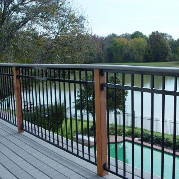 1000 Images About Wrought Iron Fence On Pinterest