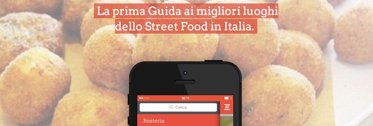 Rosteria - how to find street food