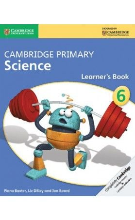 Cambridge Primary Science is a flexible, engaging course written specifically for the Cambridge Primary Science curriculum framework.  ISBN: 9781107699809