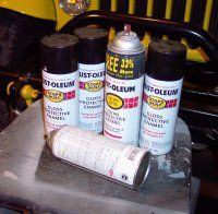 Rust Prevention rather than Rust Treatment