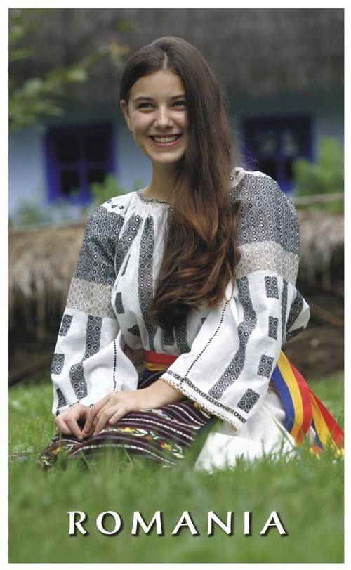 Romanian blouse,24 iunie,ie,