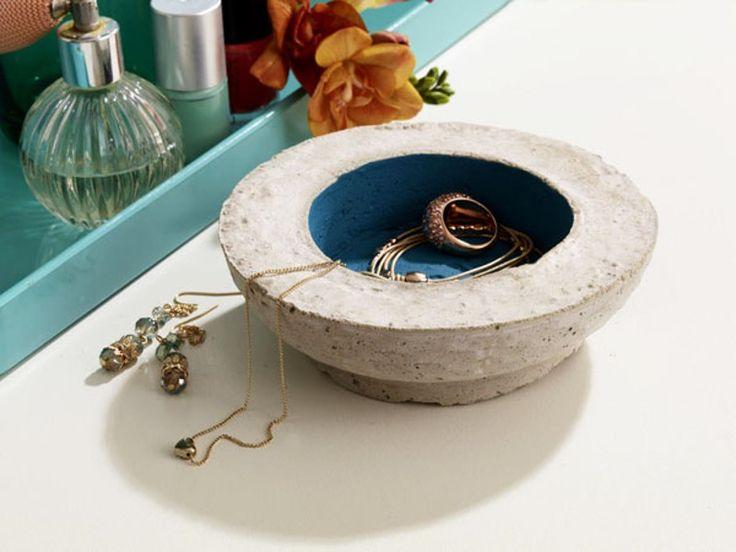 136 besten beton gestalten bilder auf pinterest basteln mit beton beton basteln und diy ideen. Black Bedroom Furniture Sets. Home Design Ideas