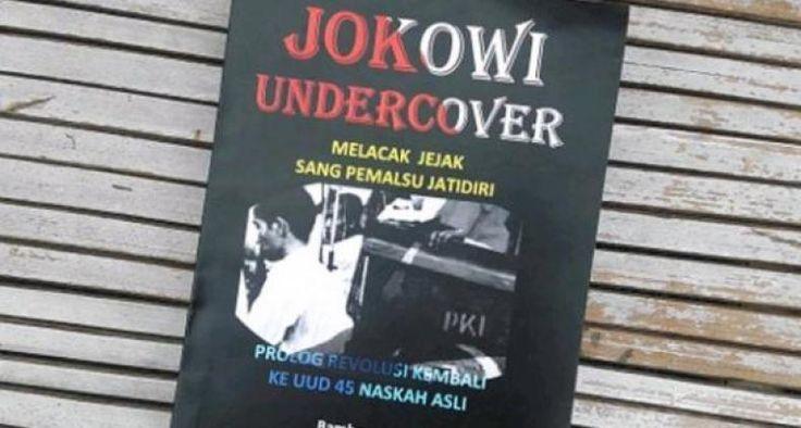 """Tulis Buku """"Jokowi Undercover"""" Ternyata Bambang Tri Ingin Terkenal  KONFRONTASI-Penulis buku Jokowi Undercover Bambang Tri dilaporkan ke polisi atas dugaan penghinaan terhadap penguasa dan pelanggaran Undang-undang ITE.  Berdasarkan hasil pemeriksaan sementara terungkap motif Bambang Tri Mulyono menulis buku Jokowi Undercover.  """"Yang bersangkutan (Bambang) ingin terkenal dikenal. Supaya masyarakat tahu yang buat itu dia"""" kata Kepala Biro Penerangan Masyarakat Mabes Polri Brigjen Pol Rikwanto…"""
